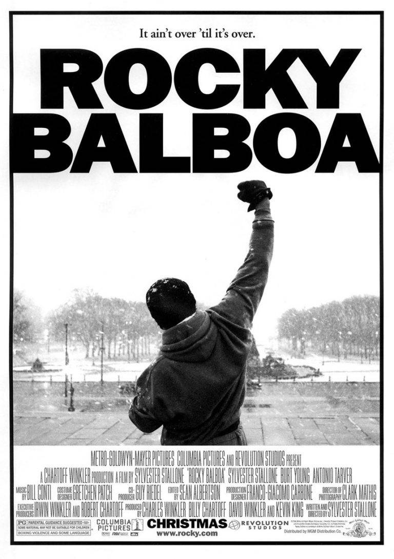 Wonderful Rocky Movie Poster And Inspiring Ideas Of P1441 Stallone In Most Popular Rocky Balboa Wall Art (View 11 of 20)