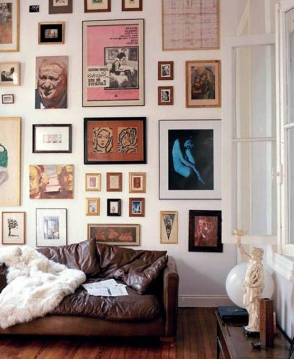 Wonderful Wall Art Ideas For Living Room Home Design 2017 And Inside Most Recent Wall Pictures For Living Room (View 5 of 20)