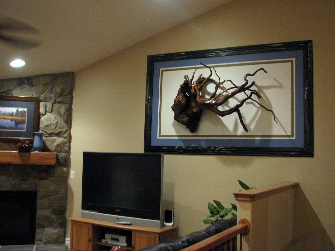 High Quality Wood Wall Art | Contractor Kurt With Regard To Most Current Large Unique  Wall Art (
