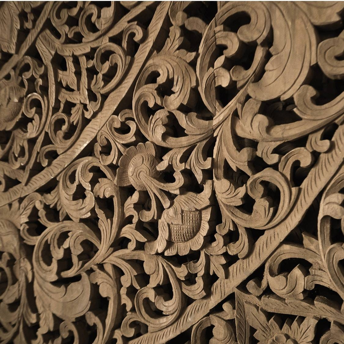 Wooden Wall Art Panels In Best And Newest Wood Carved Wall Art Panels (View  25