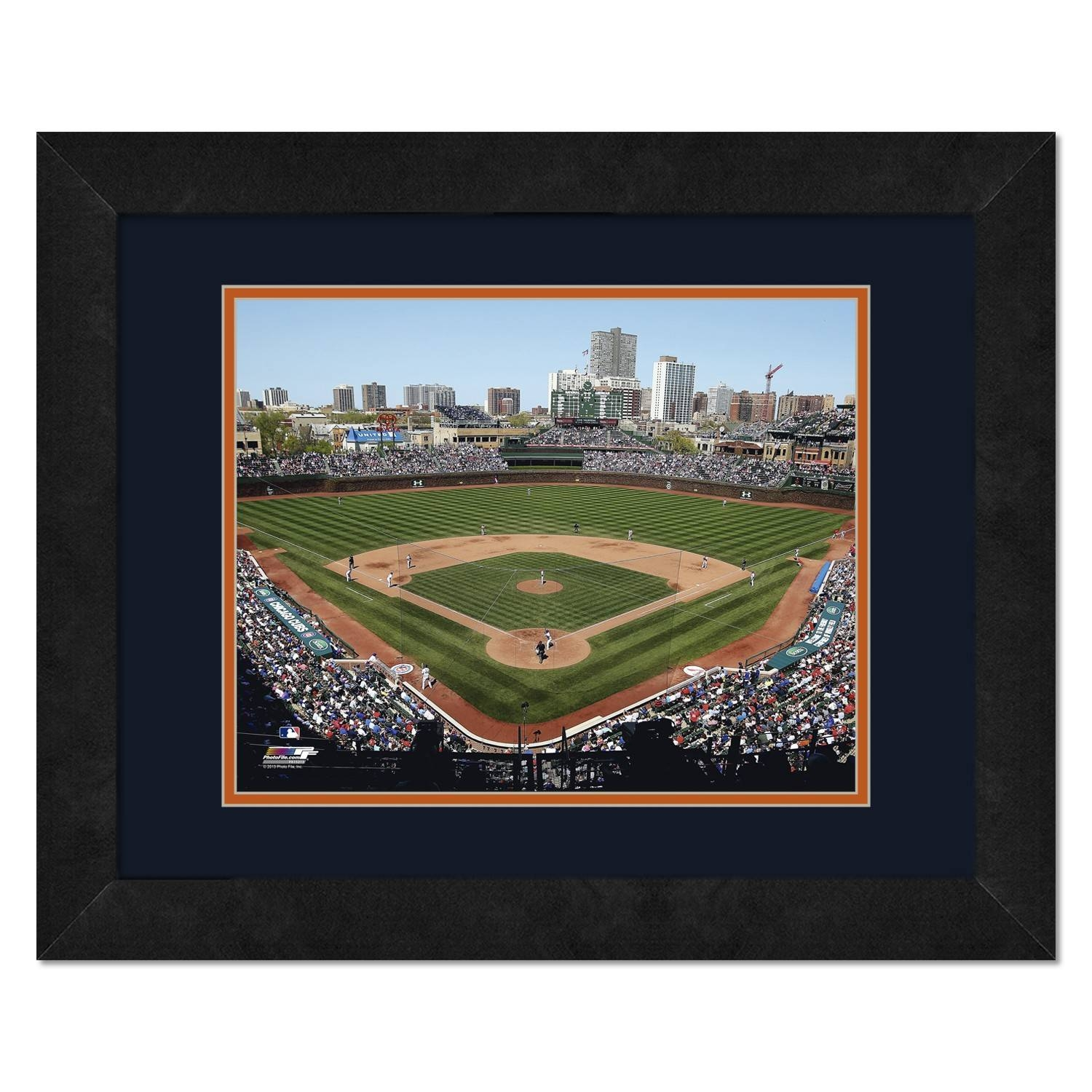 Wrigley Field 3D Stadium Wall Art | Chicago Tribune Store In Most Current Baseball 3D Wall Art (View 20 of 20)