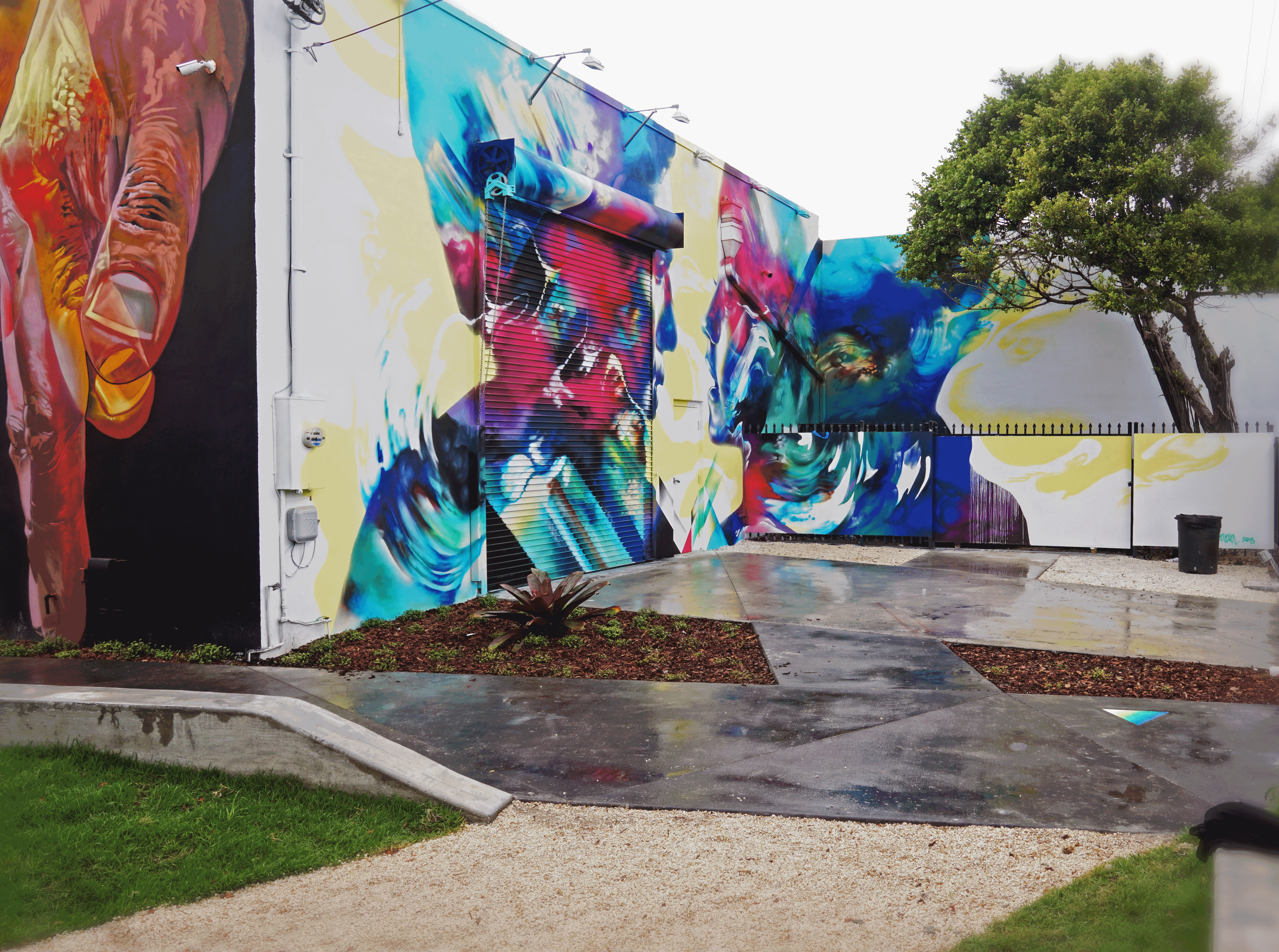 Wynwood Walls Introduces The Wynwood Garden | Miami New Times Throughout Most Current Miami Wall Art (View 20 of 20)