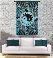 Yin Yang Wall Tapestries | Dragon Yin Yang Wall Hangings Regarding Most Up To Date Yin Yang Wall Art (Gallery 23 of 30)