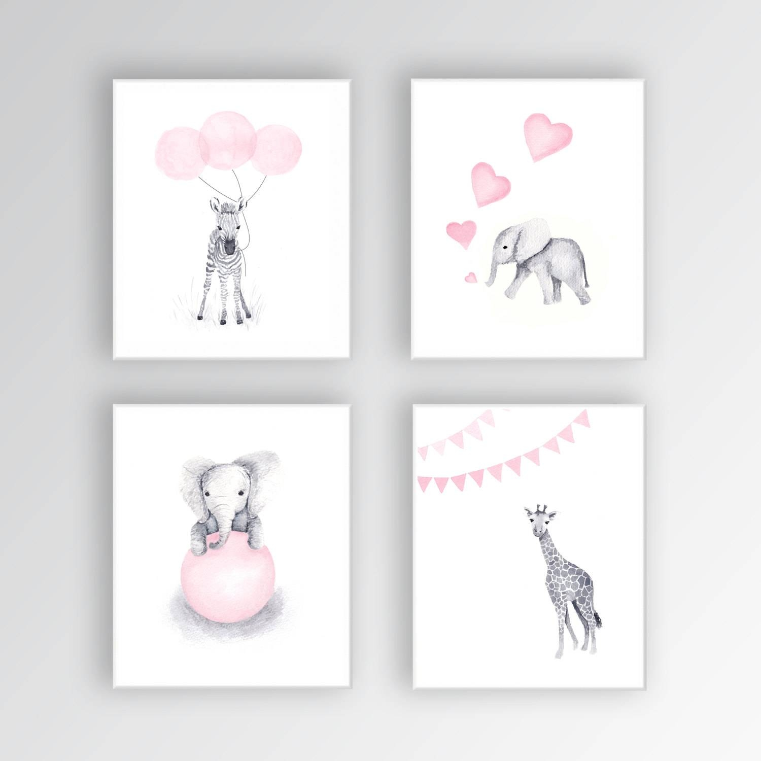 Featured Photo of Canvas Prints For Baby Nursery