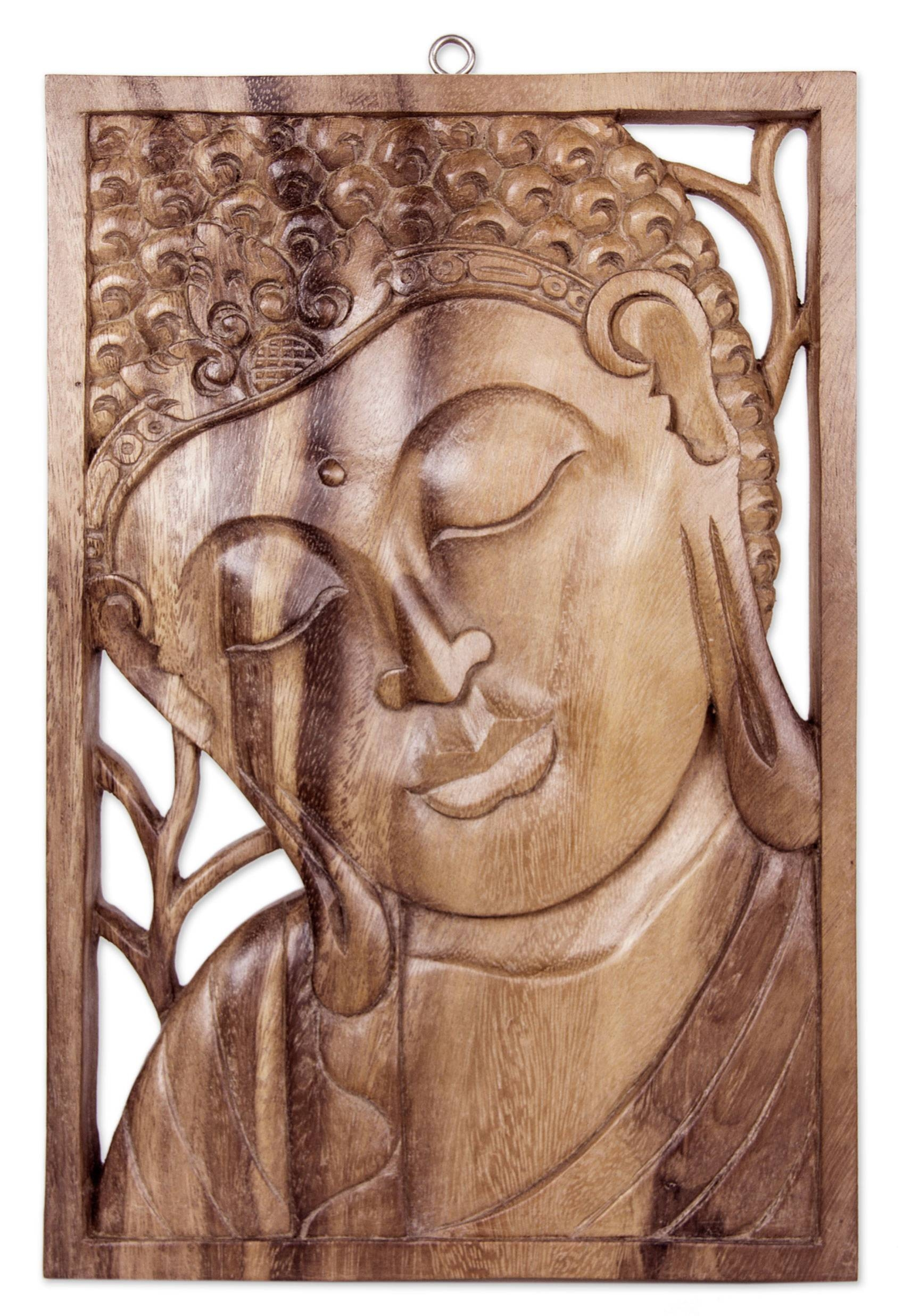 Zen Home Decor Ideas – Buddha Decor And Art | Novica Intended For 2017 Balinese Wall Art (View 30 of 30)