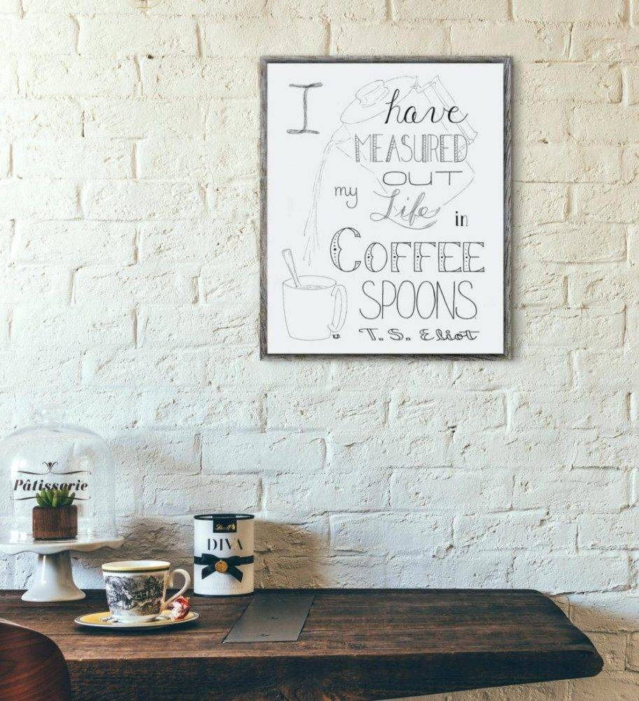 Zoom Coffee Cup Wall Art Metal Pictures Australia Coffee Wall With Regard To Latest Coffee Theme Metal Wall Art (View 20 of 20)