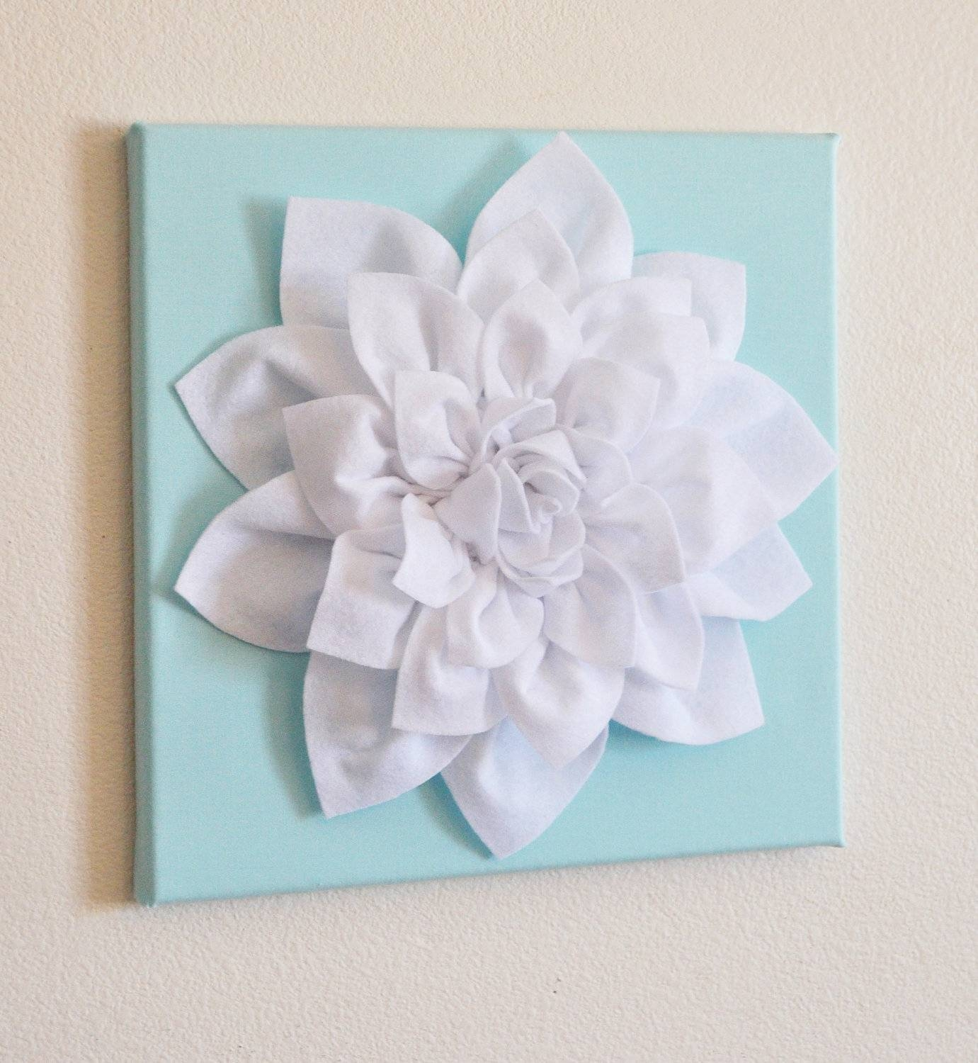 Zspmed Of 3d Flower Wall Art With Regard To Most Current 3d Flower Wall Art (View 6 of 20)