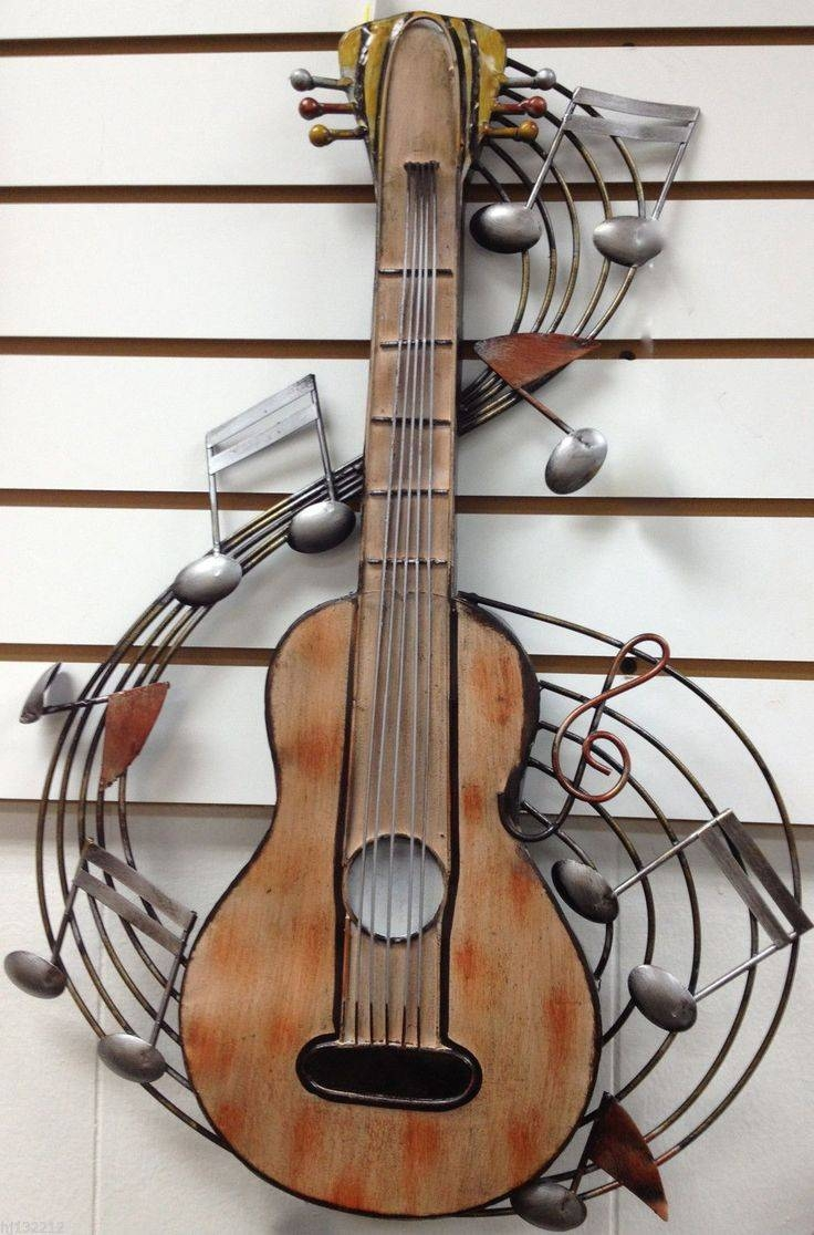 13 Best Music Stands Images On Pinterest | Music Stand, Tools And For Latest Musical Instruments Metal Wall Art (View 14 of 20)