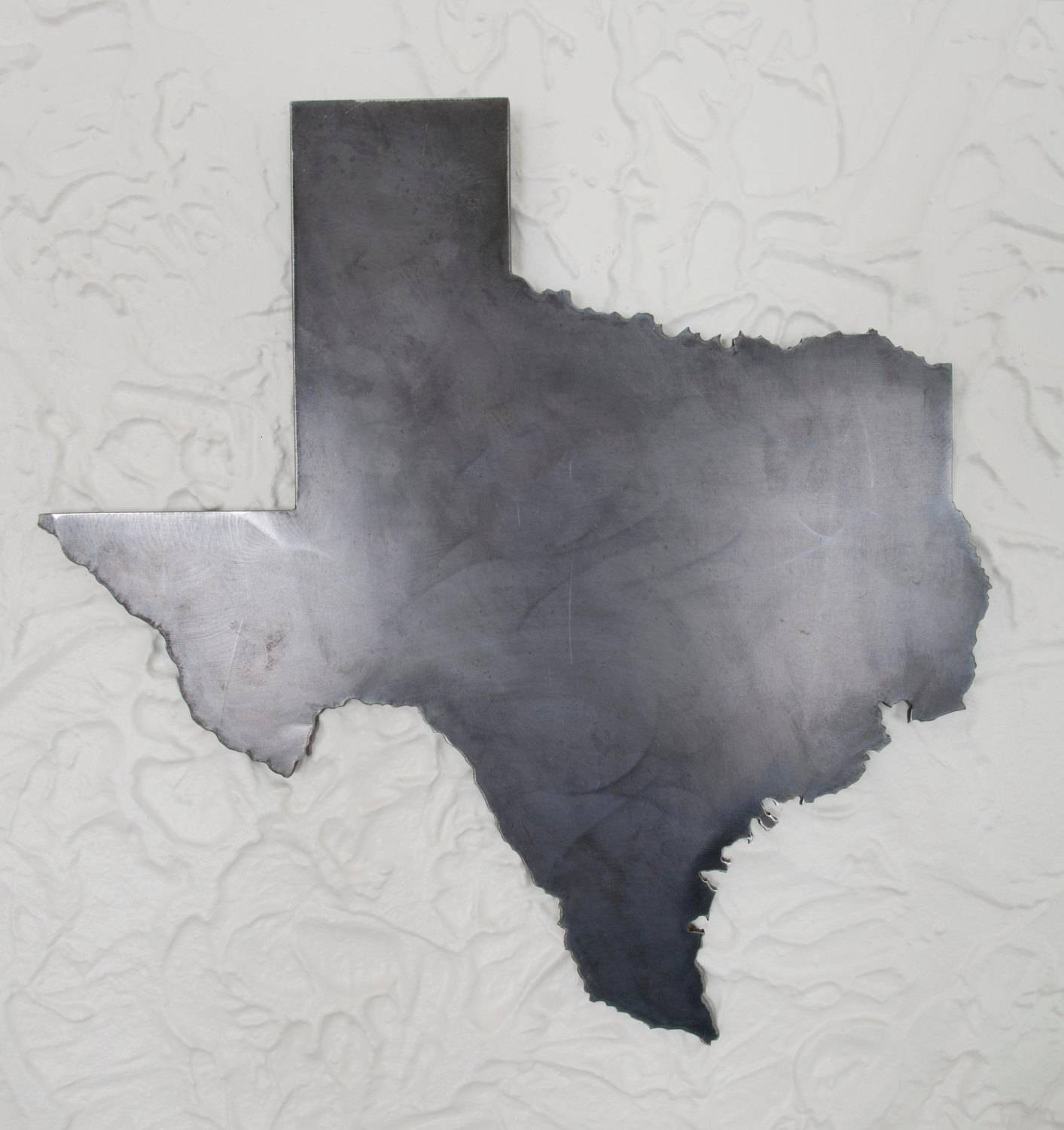 16x16 Texas State Metal Cut Out Metal Art With Regard To Latest Texas Metal Wall Art (View 5 of 20)