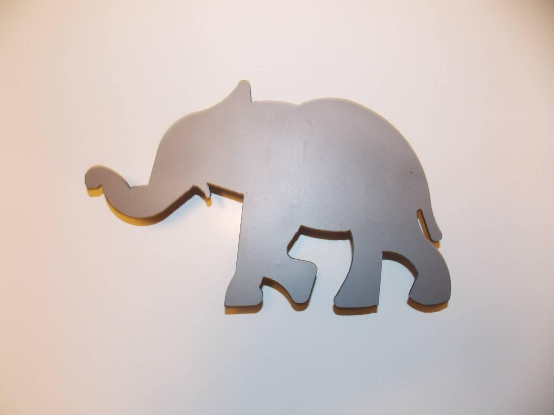 28 [ Elephant Metal Wall Art ] Kirklands Charging Elephant – Super With Most Popular Elephant Metal Wall Art (View 1 of 20)