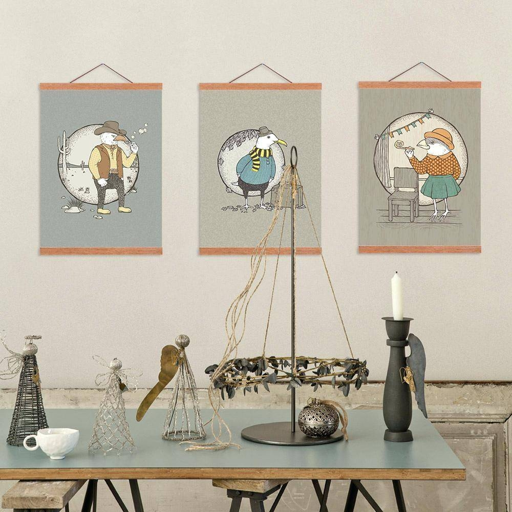 30 Best Collection Of Western Metal Wall Art Silhouettes within Most Current Silhouettes Western Metal Wall Art