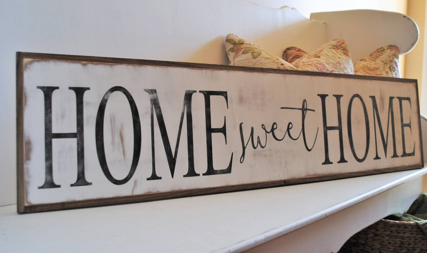 35 Home Sweet Home Wall Decor My Wall Of Life In Newest Home Sweet Home Metal Wall Art (View 1 of 20)