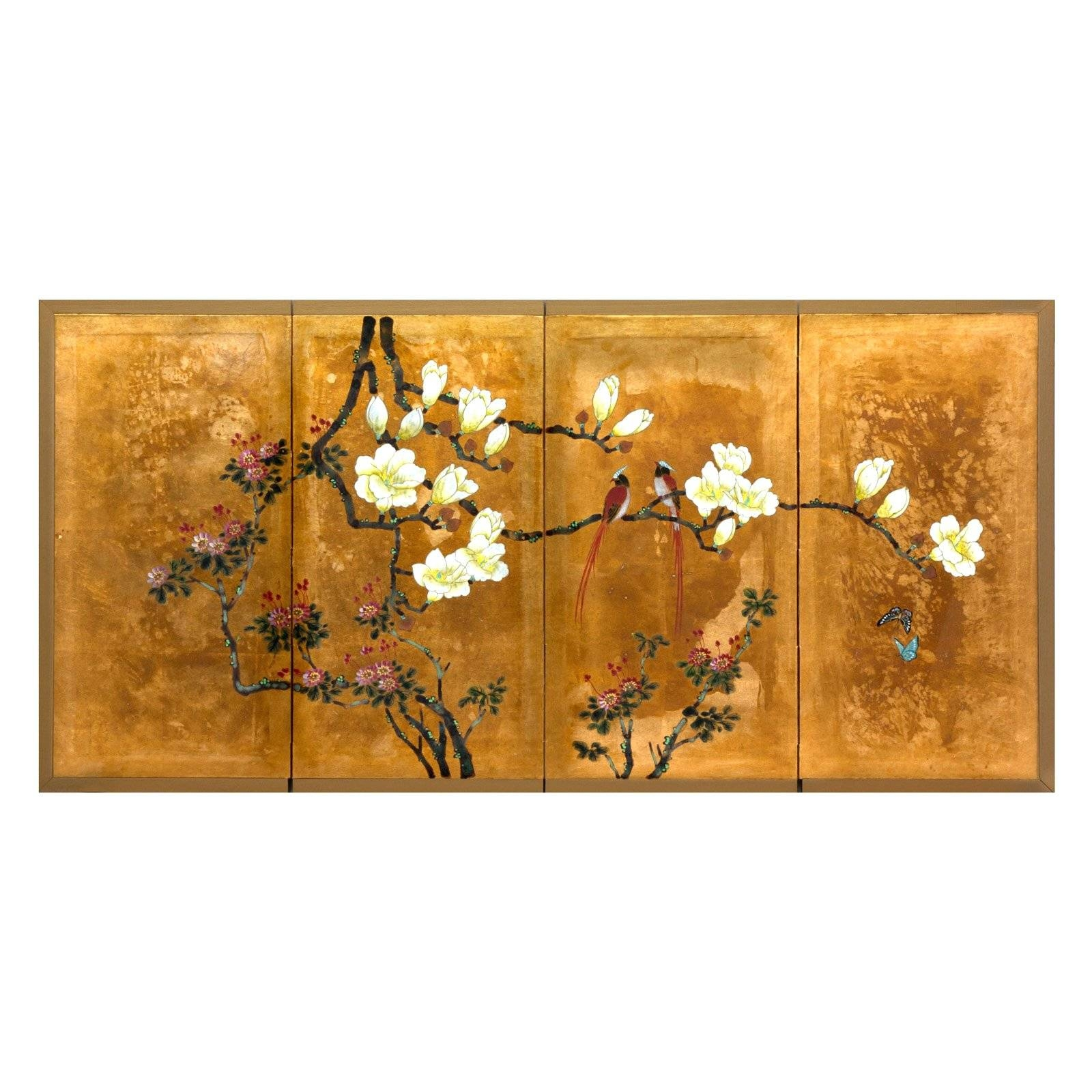 3D Wall Art Panels South Africa Tag: 3 D Wall Art. With Regard To 2018 Oriental Metal Wall Art (Gallery 8 of 20)