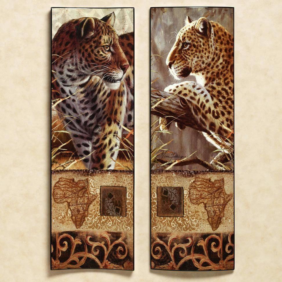Superb Amazing Ideas Safari Wall Art African Decor U2013 Wall Art Ideas Inside Most  Current Safari Metal