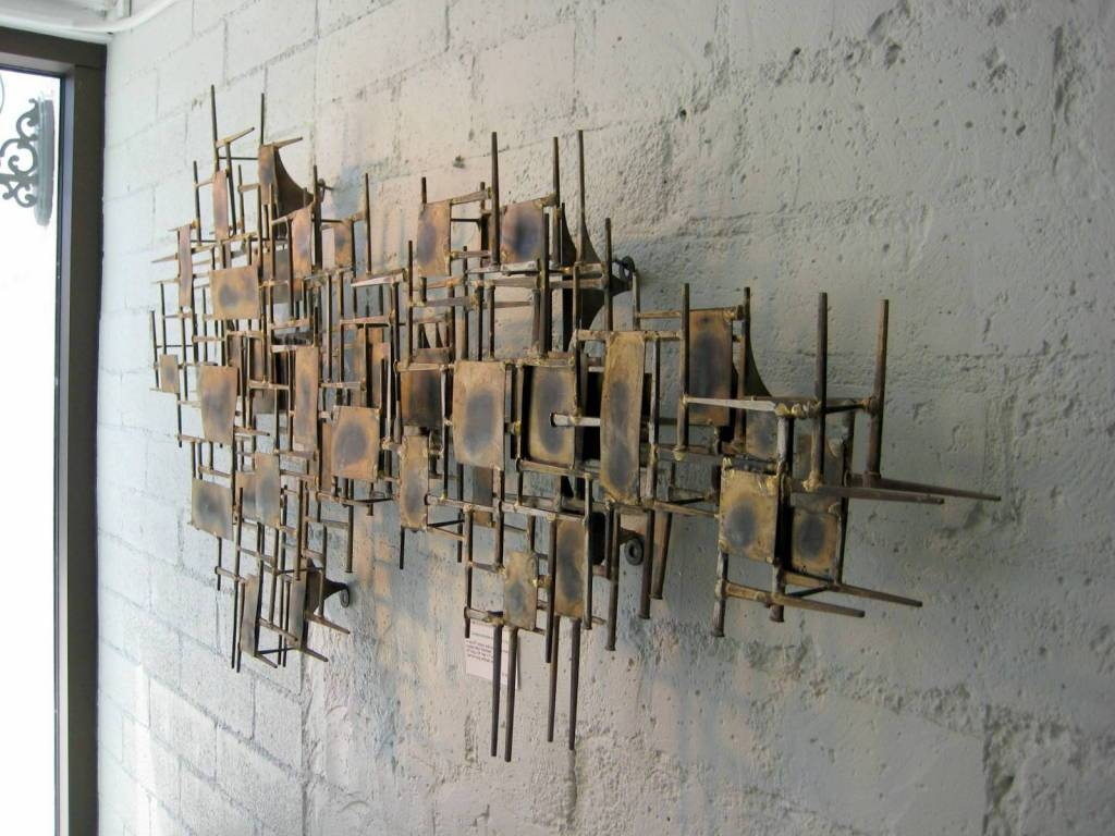 Amazing Mid Century Modern Wall Art : Mid Century Modern Wall Art In Most Popular Mid Century Modern Metal Wall Art (View 6 of 20)