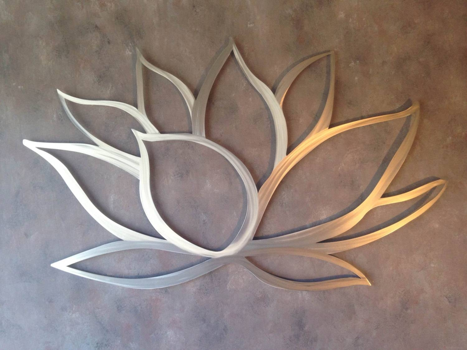 Appealing Metal Wall Artwork 126 Metal Wall Decor Canada Full In Most Current Buddha Metal Wall Art (View 3 of 20)