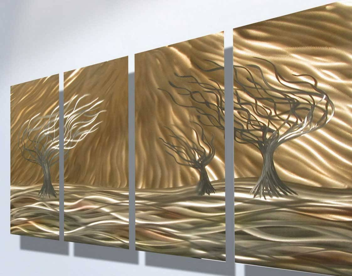 Art: Metal Artwork Ideas Within Latest Sheet Metal Wall Art (View 3 of 20)