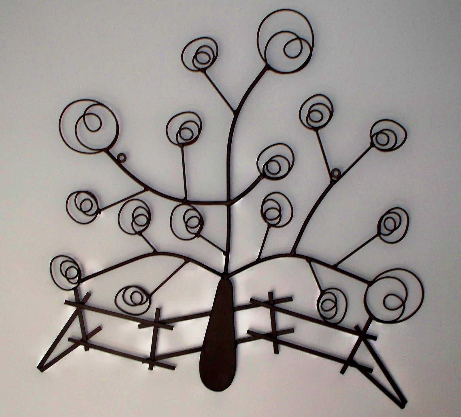 Art: Metal Wall Art Ideas Throughout Most Current Metal Wall Art Decorating (View 15 of 20)