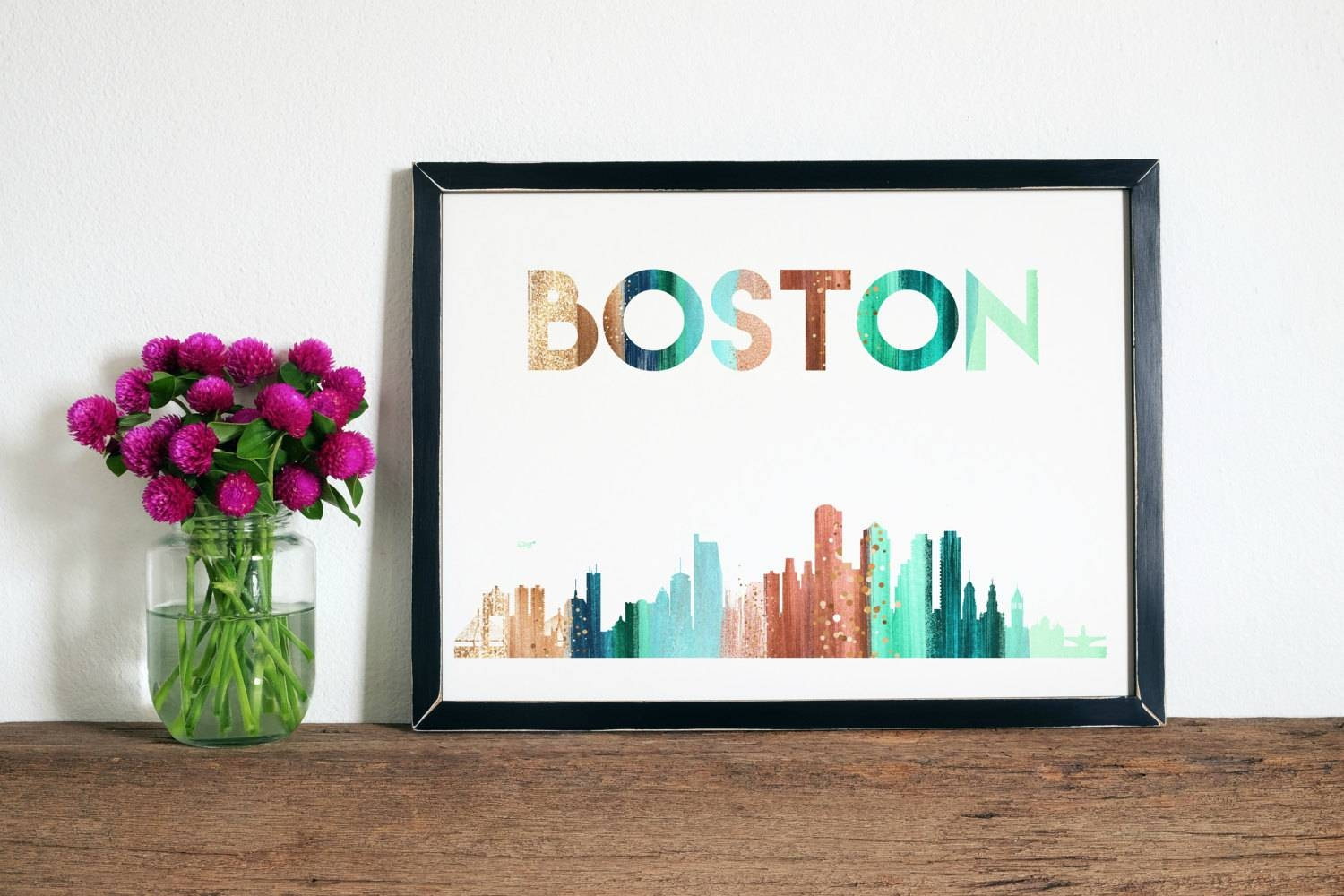 Articles With Boston Terrier Wall Art Tag: Boston Wall Art Photo (View 11 of 20)