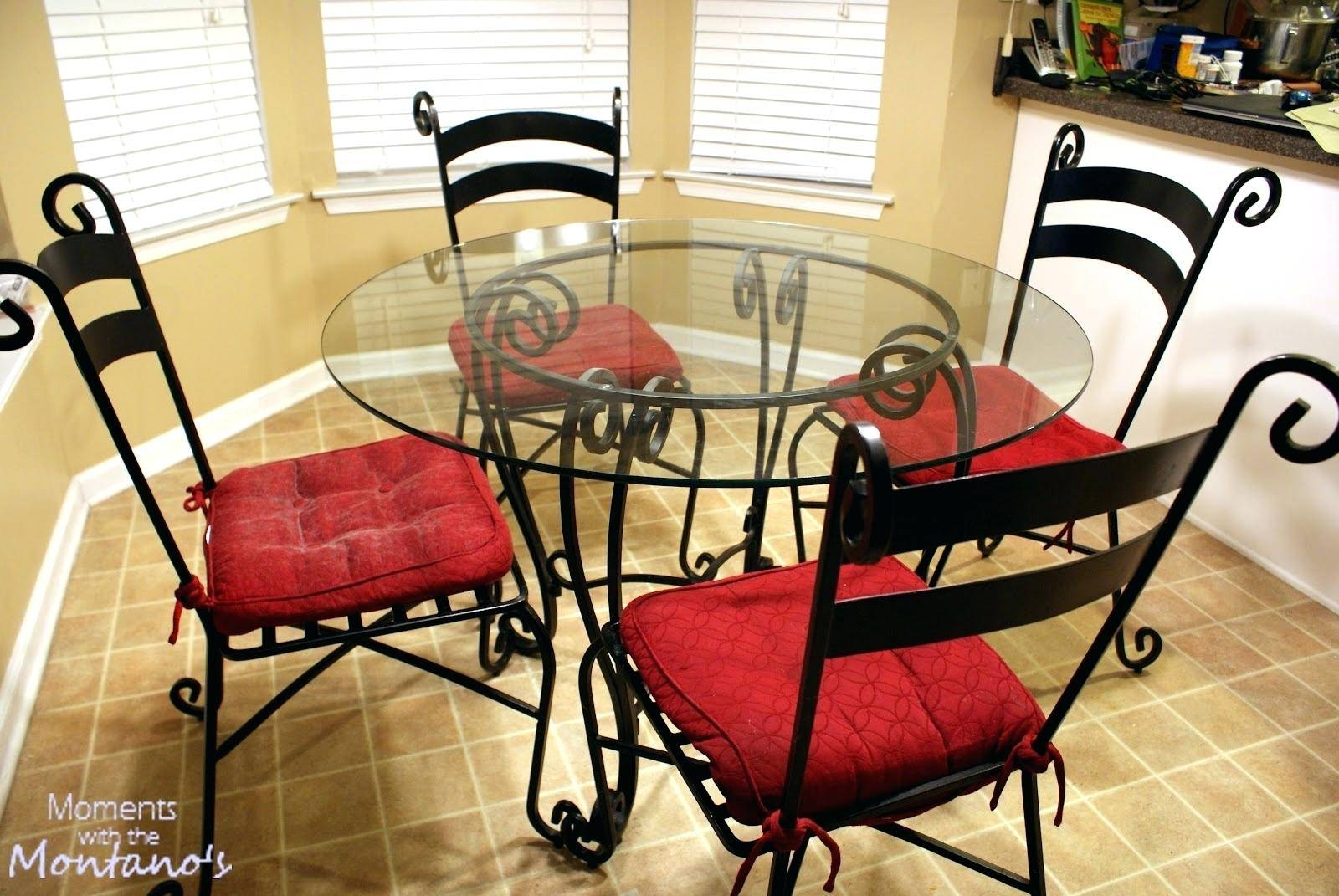 Articles With Cream Metal Table Chairs Tag: Iron Table And Chairs Pertaining To 2017 Pier One Metal Wall Art (View 2 of 20)