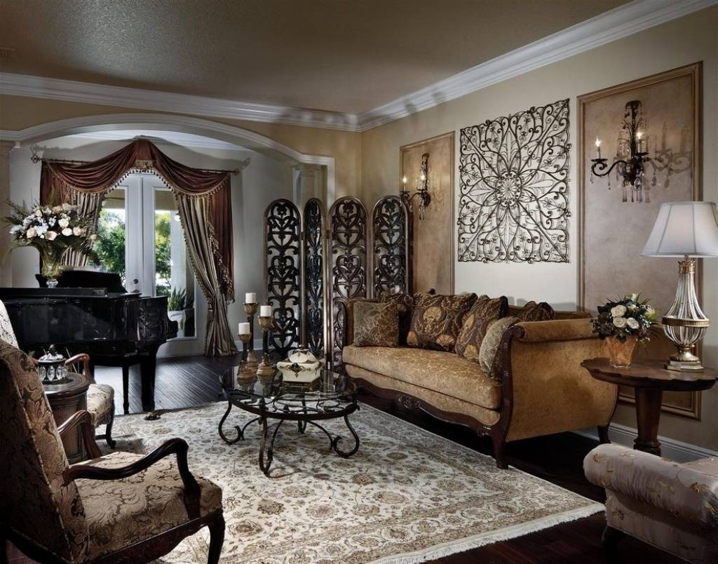Awesome Extra Large Wrought Iron Wall Decor Inspirations In Latest Inexpensive Metal Wall Art (View 2 of 20)