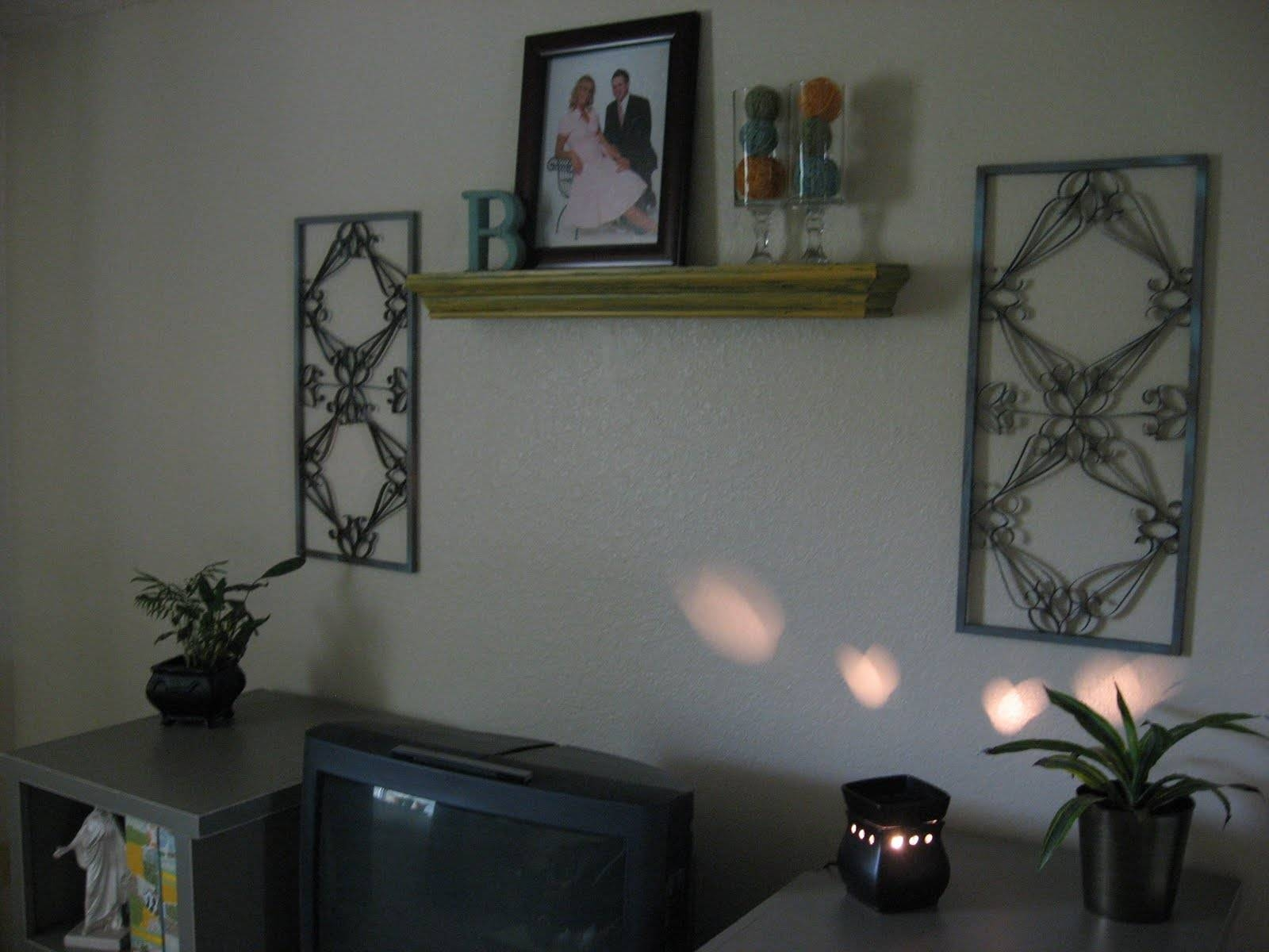 Awesome Post Faux Metal Wall Art Made Out Toilet Paper Rolls Within 2018 Faux Metal Wall Art (View 2 of 20)