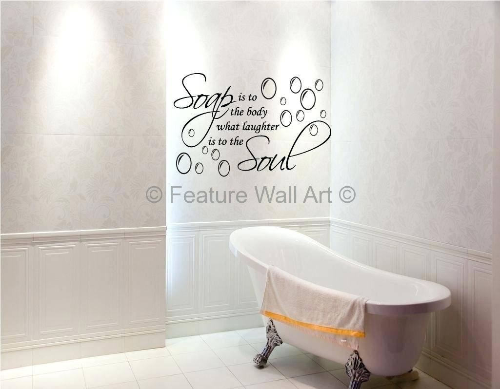 Bathroom Wall Art Decals – Gutesleben With Current Bathroom Metal Wall Art (View 6 of 20)