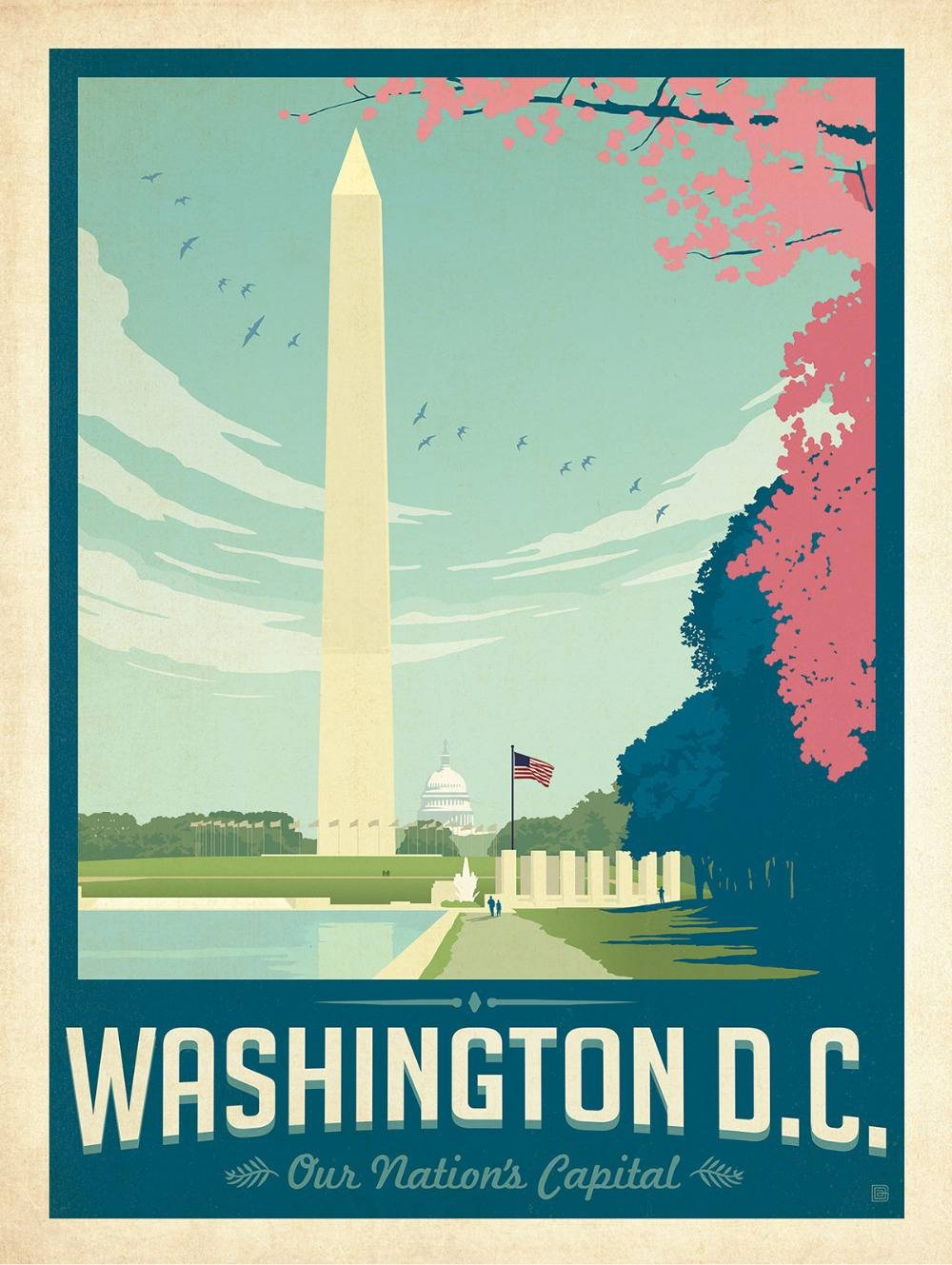 Beauteous 70+ Washington Dc Wall Art Design Ideas Of District17 Inside Recent Washington Dc Map Wall Art (View 6 of 20)