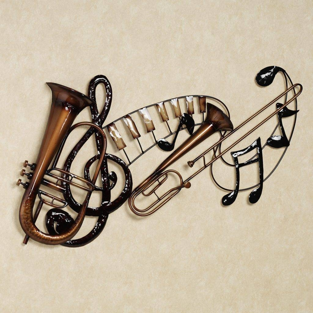 Beautiful Music Metal Wall Art Canada Jazz It Up Metal Music Notes Within Recent Jazz It Up Metal Wall Art (View 6 of 20)
