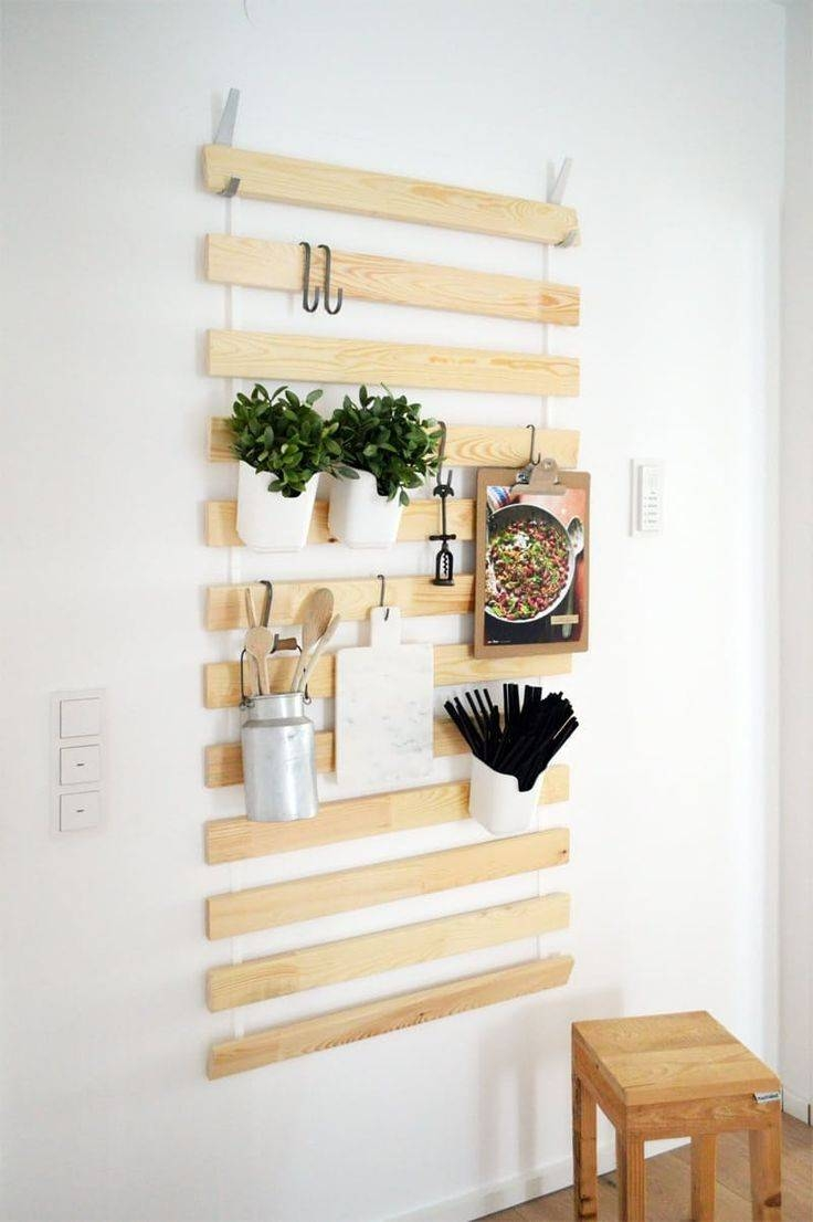 Best 25+ Ikea Wall Decor Ideas On Pinterest | Ikea Storage Baskets In Most Up To Date Ikea Metal Wall Art (View 1 of 20)