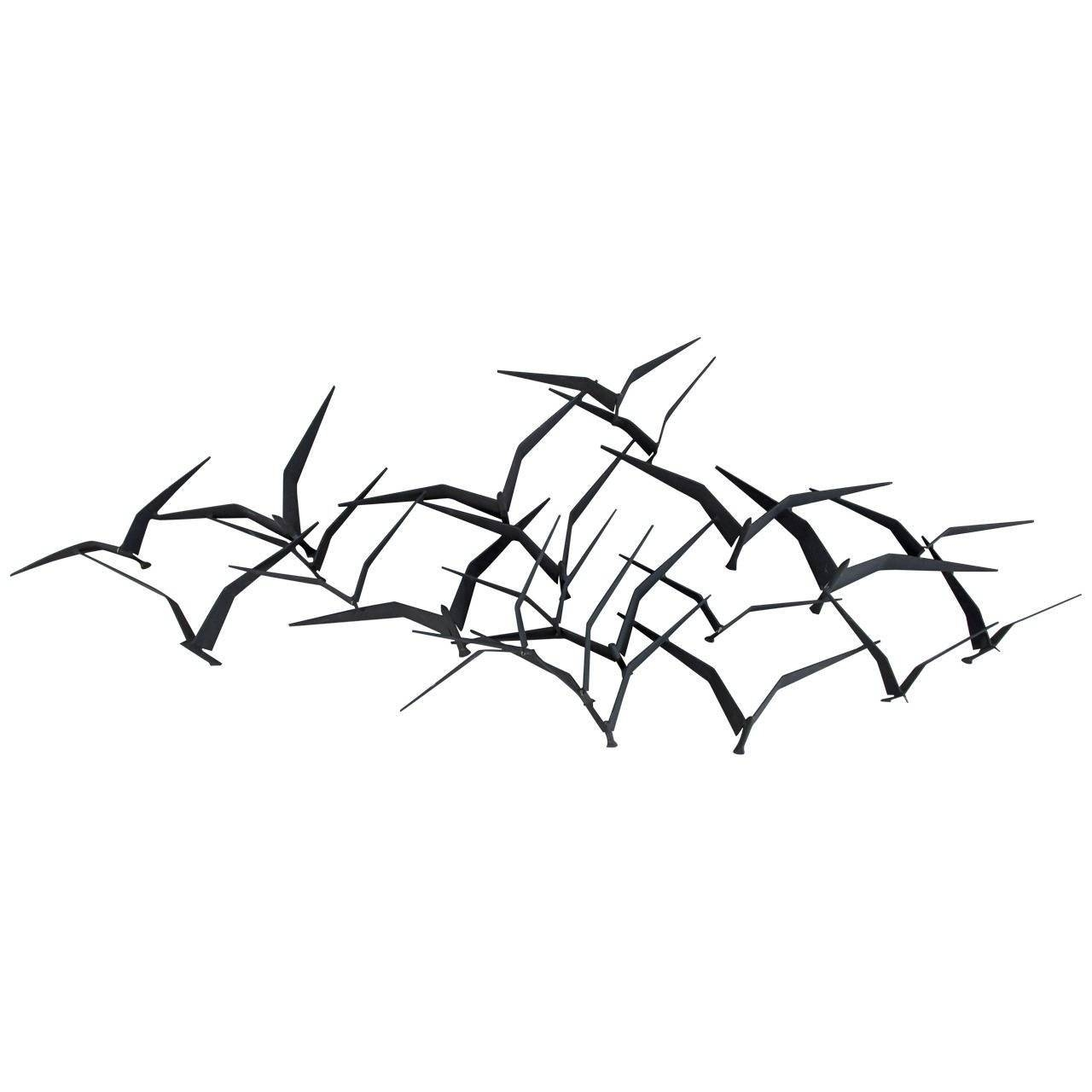 Birds In Flight Metal Wall Artcurtis Jere At 1stdibs Within Newest Birds On A Branch Metal Wall Art (View 16 of 20)