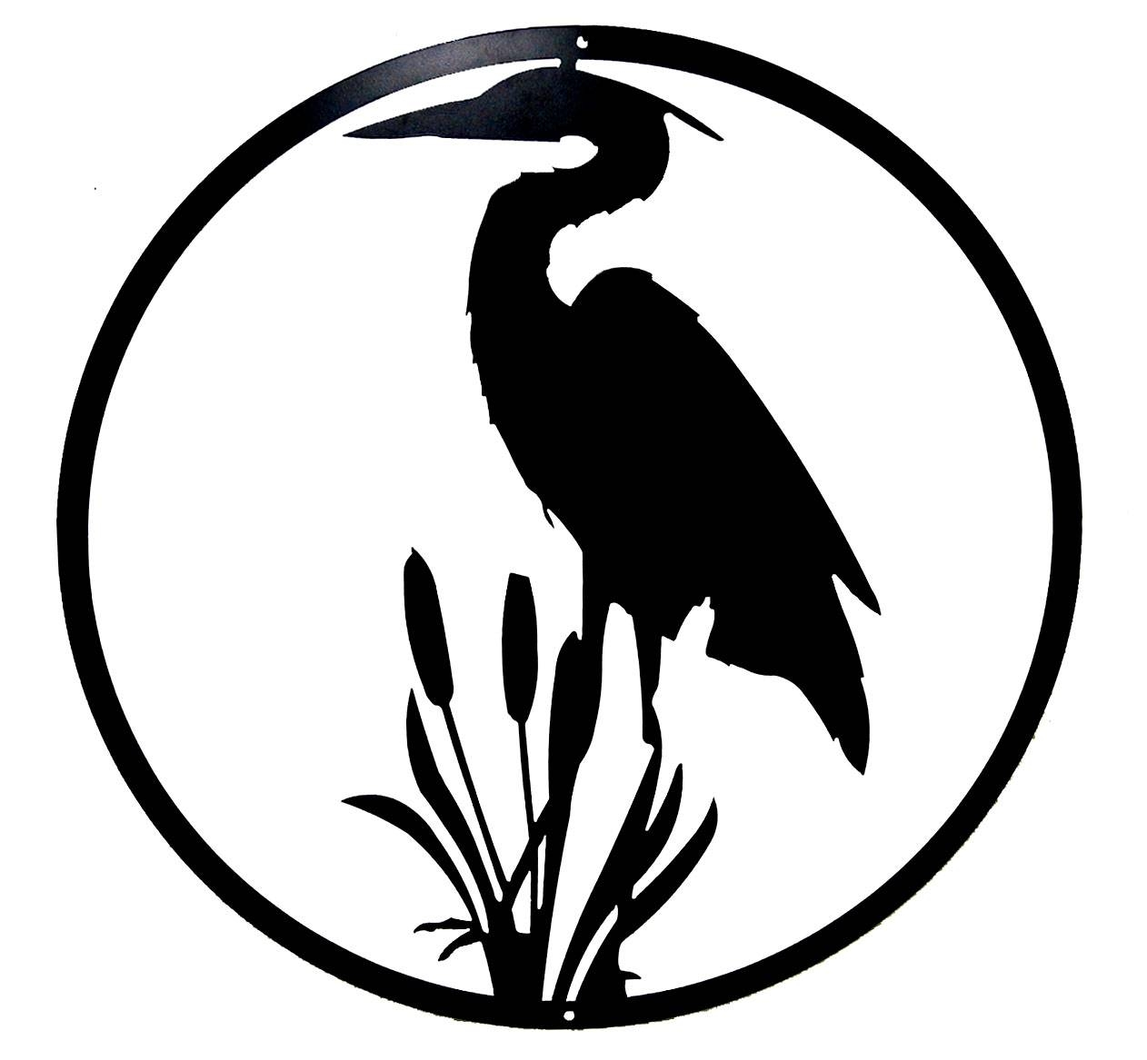 Blue Heron Clipart Heron Bird – China Cps For Most Up To Date Blue Heron Metal Wall Art (View 1 of 20)