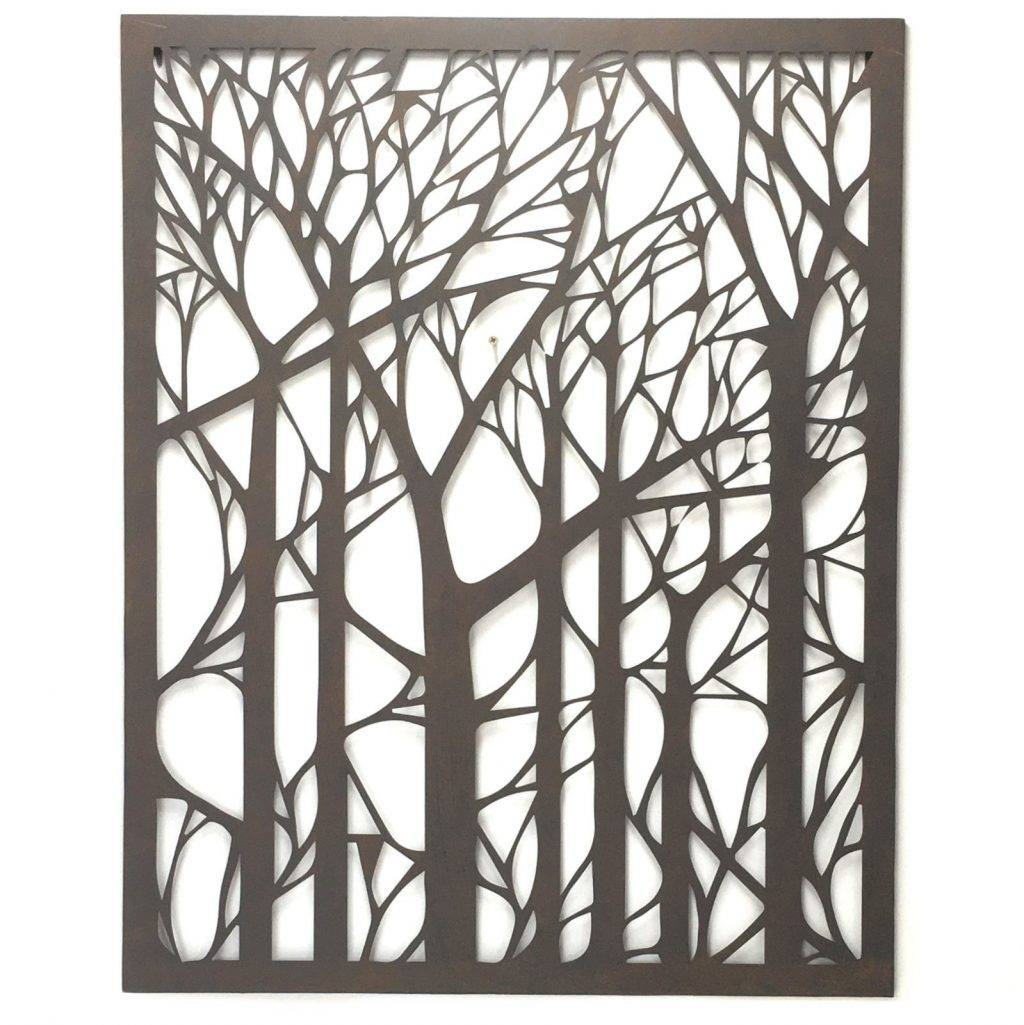 Bold Design Outside Metal Wall Art Artwork For Beach Decor Large Regarding Most Recent Metal Wall Art For Outside (View 1 of 20)