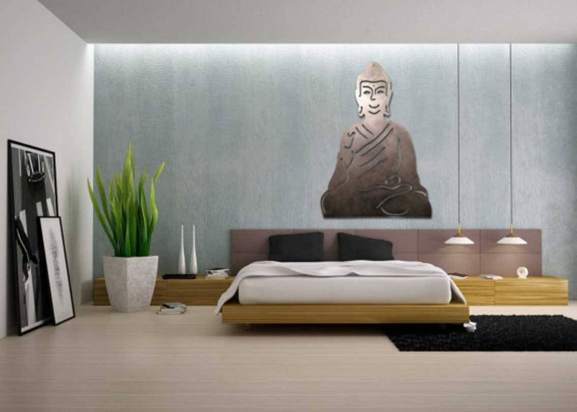 Buddha Metal Wall Art Ideas | Home Interior & Exterior With Regard To Most Recently Released Buddha Metal Wall Art (View 6 of 20)