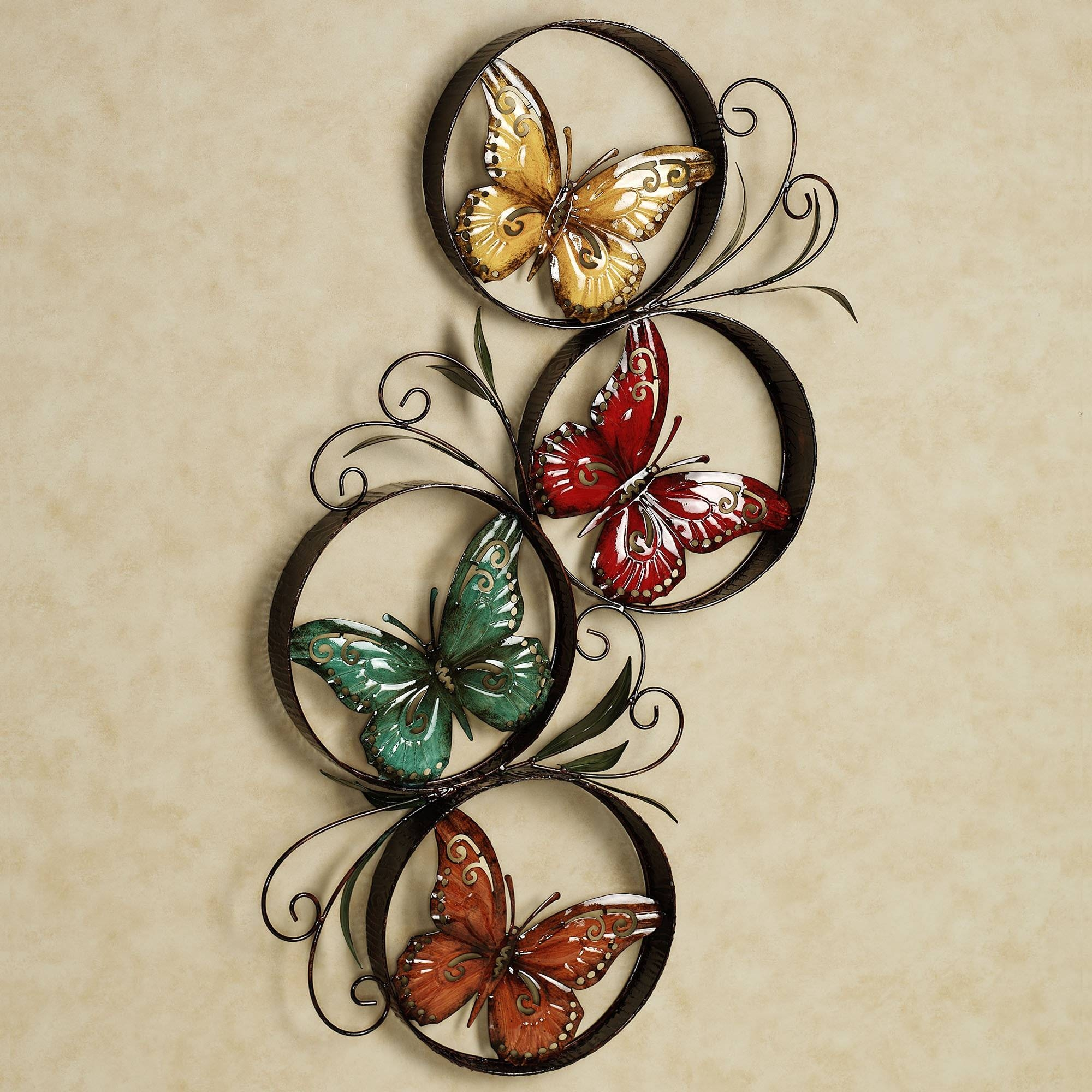 Butterfly Jubilee Metal Wall Art – Clip Art Library Pertaining To Newest Butterflies Metal Wall Art (View 13 of 20)