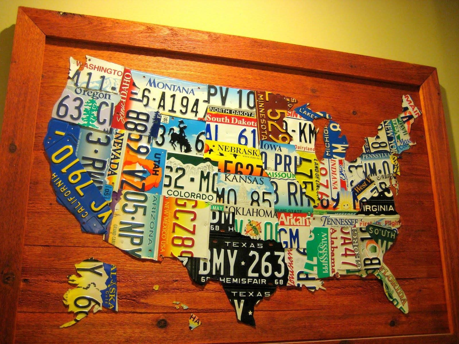 C.r.a.f.t. # 31: License Plate Map – C.r.a.f.t (View 5 of 20)