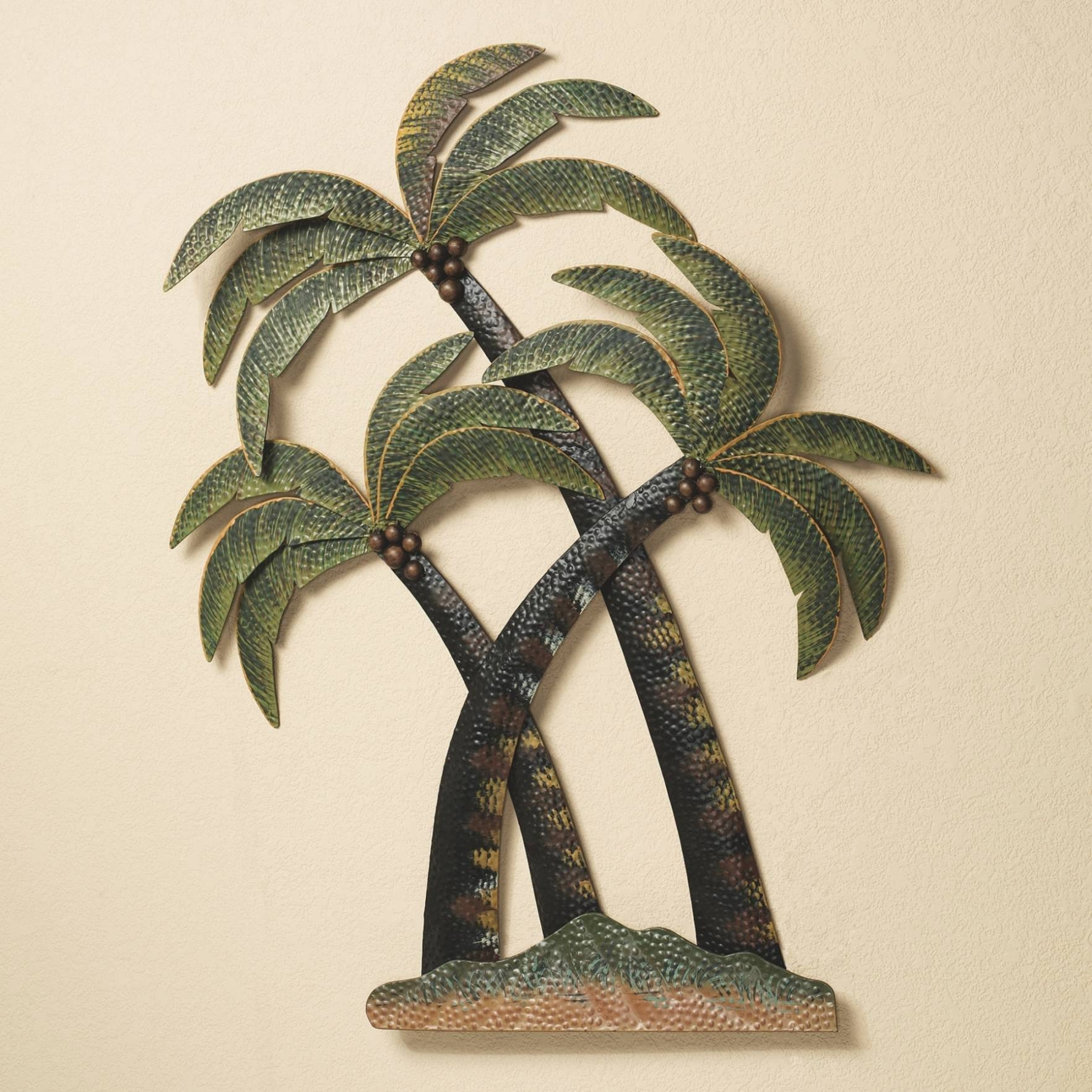 Capizia Branch Metal Wall Sculpture Art Metal Wall Art For With Regard To Newest Bathroom Metal Wall Art (View 8 of 20)