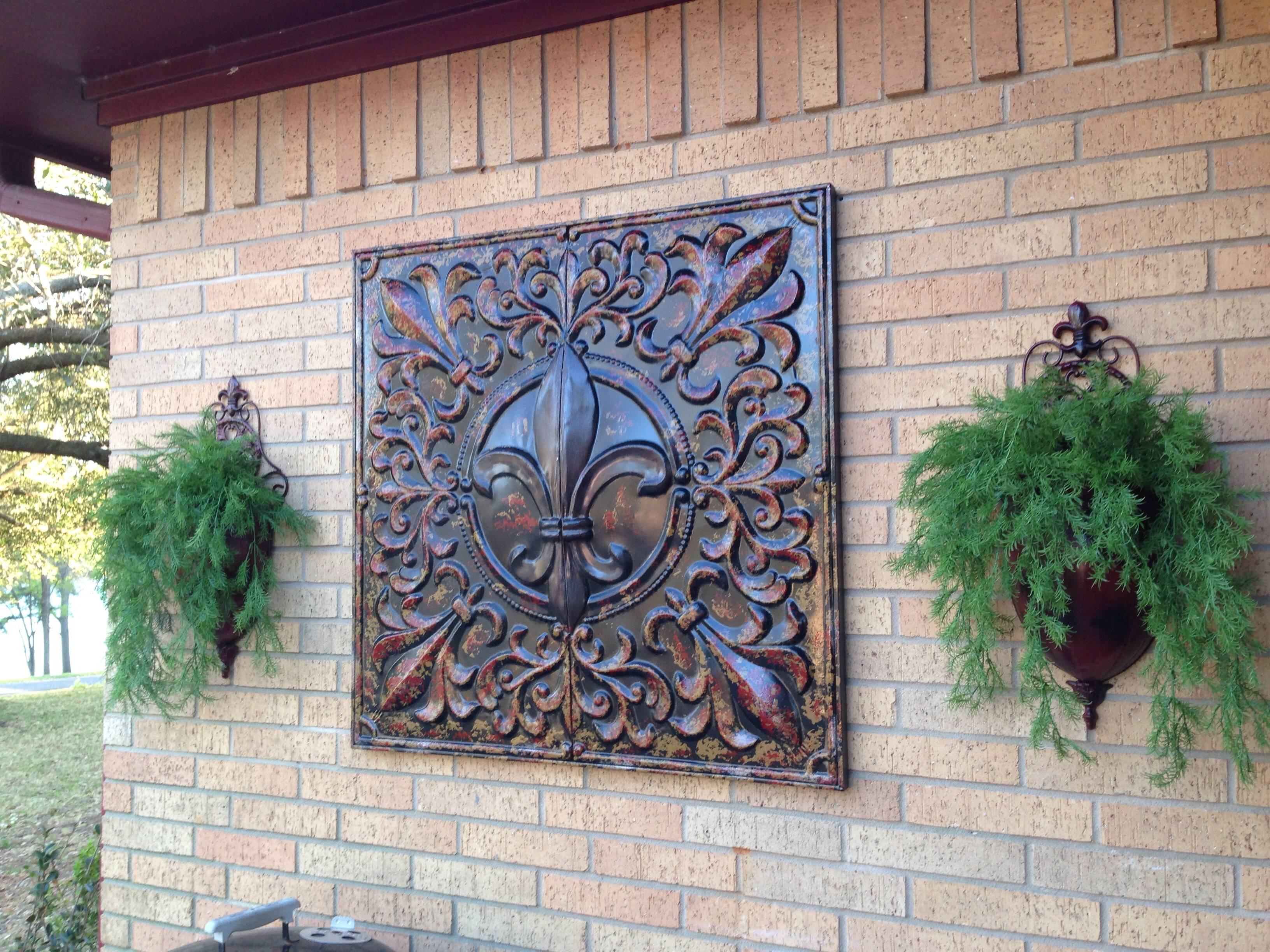 Classy Design Ideas Metal Wall Art Hobby Lobby – Decoration Inside Most Up To Date Hobby Lobby Metal Wall Art (View 3 of 20)