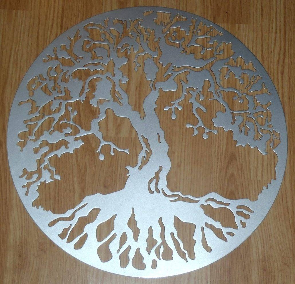Decorations : Outside Metal Wall Art Decor Metal Wall Art Decor For Most Popular Celtic Metal Wall Art (View 19 of 20)