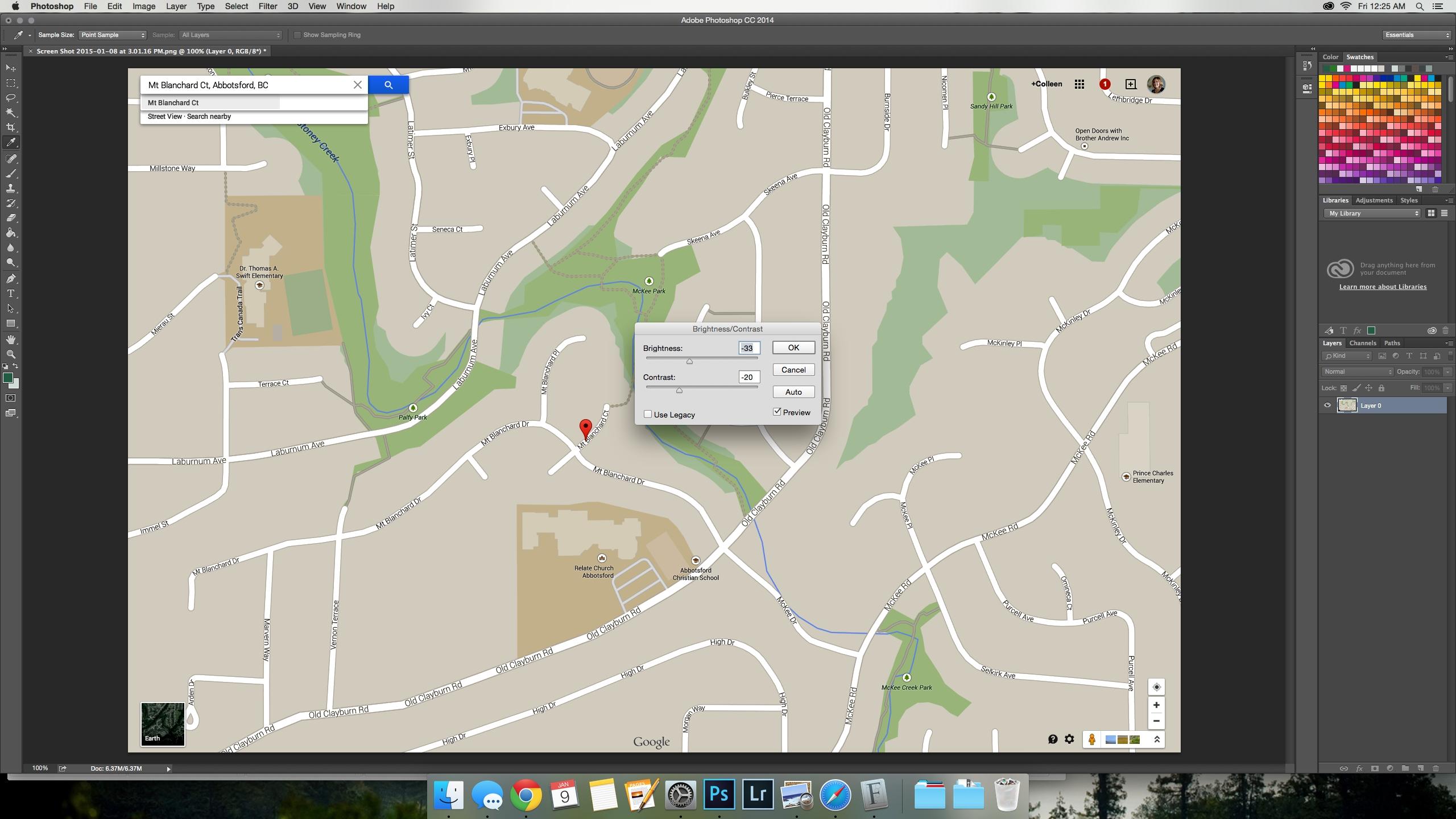 Diy Custom Street Maps Wall Art – Lemon Thistle Intended For Most Popular Street Map Wall Art (View 16 of 20)