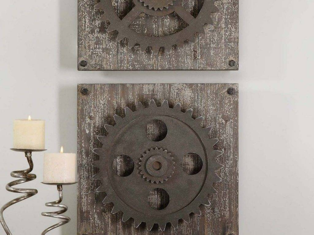 Download Industrial Metal Wall Art | Himalayantrexplorers Throughout Current Industrial Metal Wall Art (View 4 of 20)