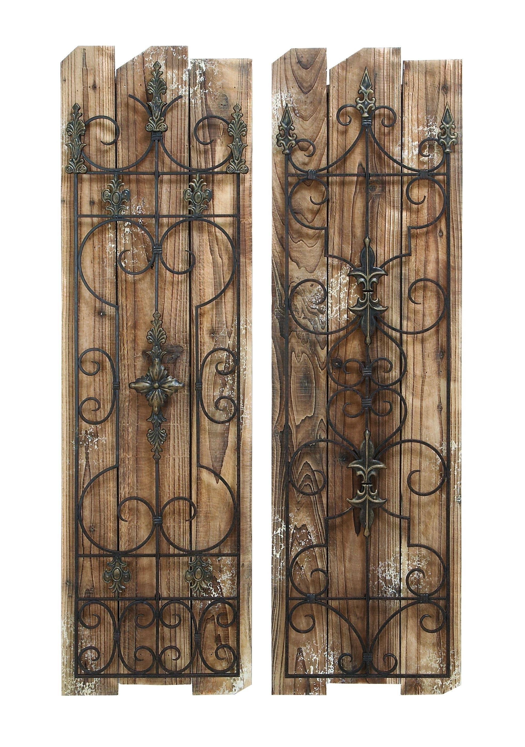 Rustic Metal Wall Hangings 20 Best Rustic Metal Wall Art