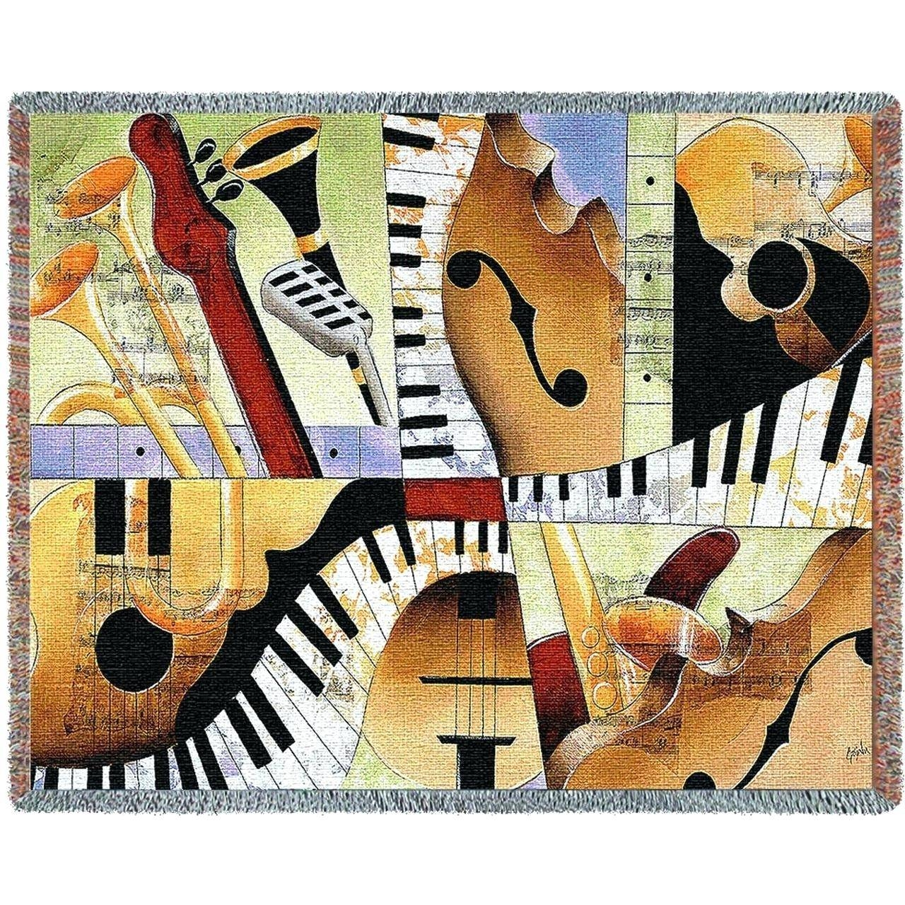 Enchanting Music Metal Wall Art Canada Cool Jazz Wall Sculpture With Regard To Most Current Jazz It Up Metal Wall Art (View 7 of 20)