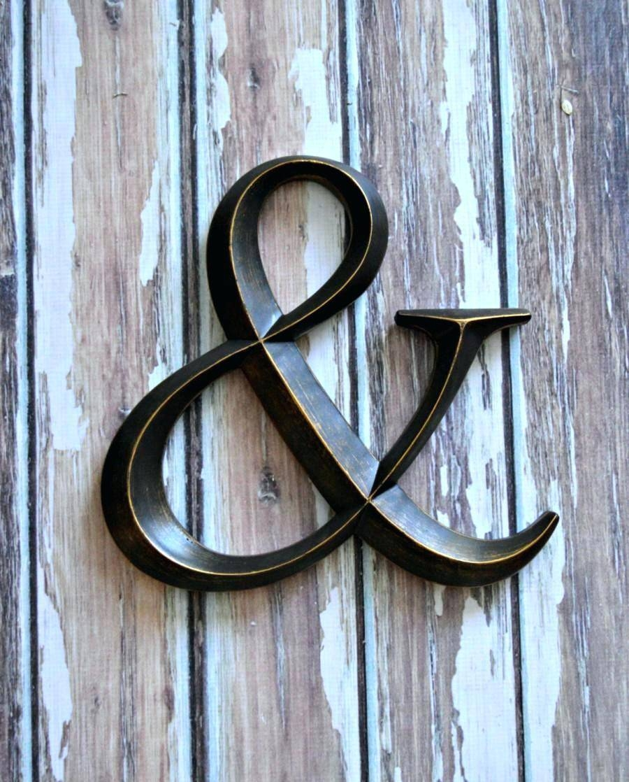 Excellent Decoration Ampersand Wall Art Jazz It Up Metal Wall Art In Recent Jazz It Up Metal Wall Art (View 8 of 20)