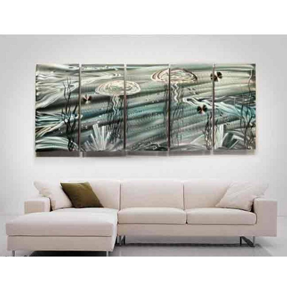 Extra Large Wall Art Pertaining To Most Recent Contemporary Large Metal Wall Art (View 6 of 20)