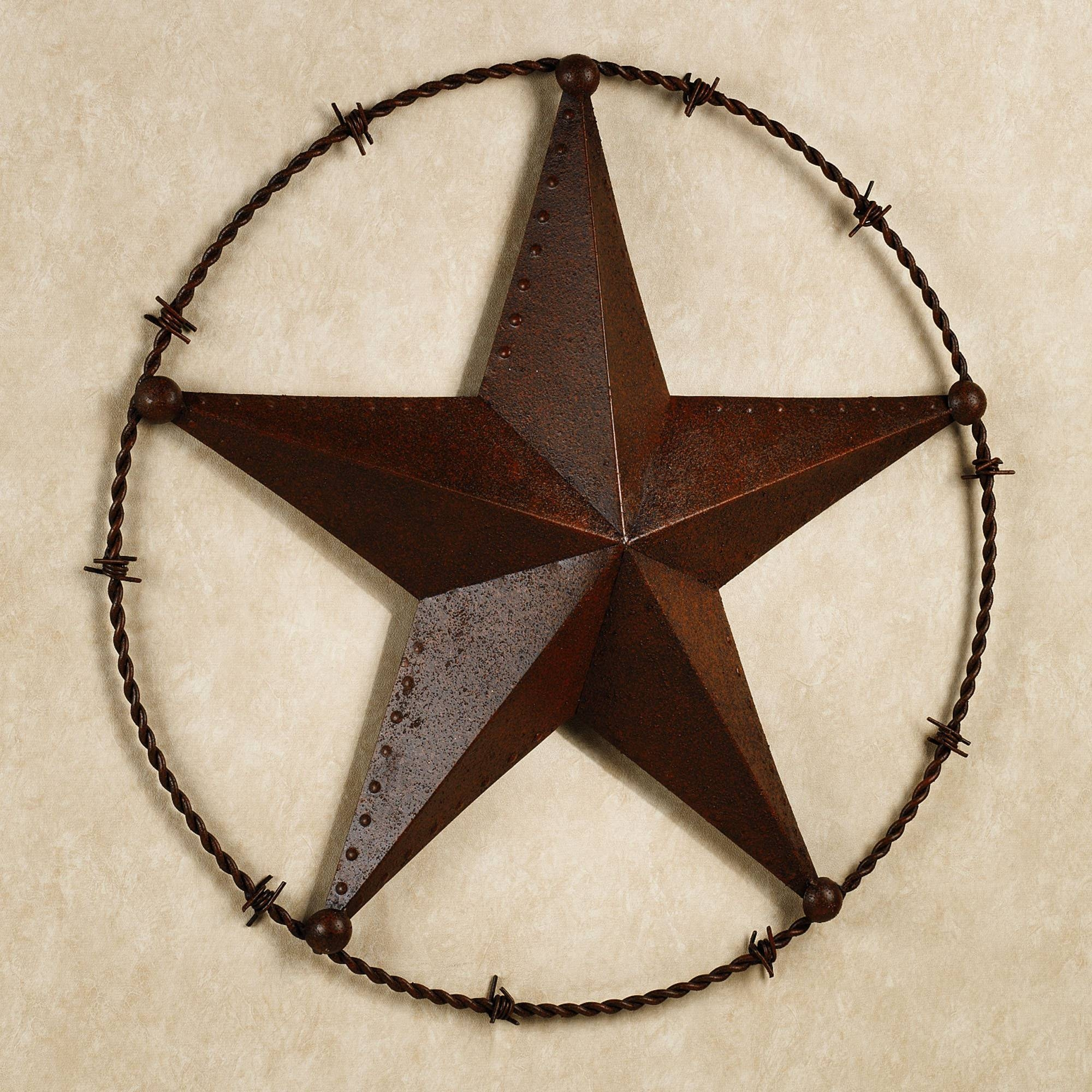 Fascinating Large Metal Star Wall Decoration 114 Large Metal Texas For Current Texas Star Metal Wall Art (View 2 of 20)