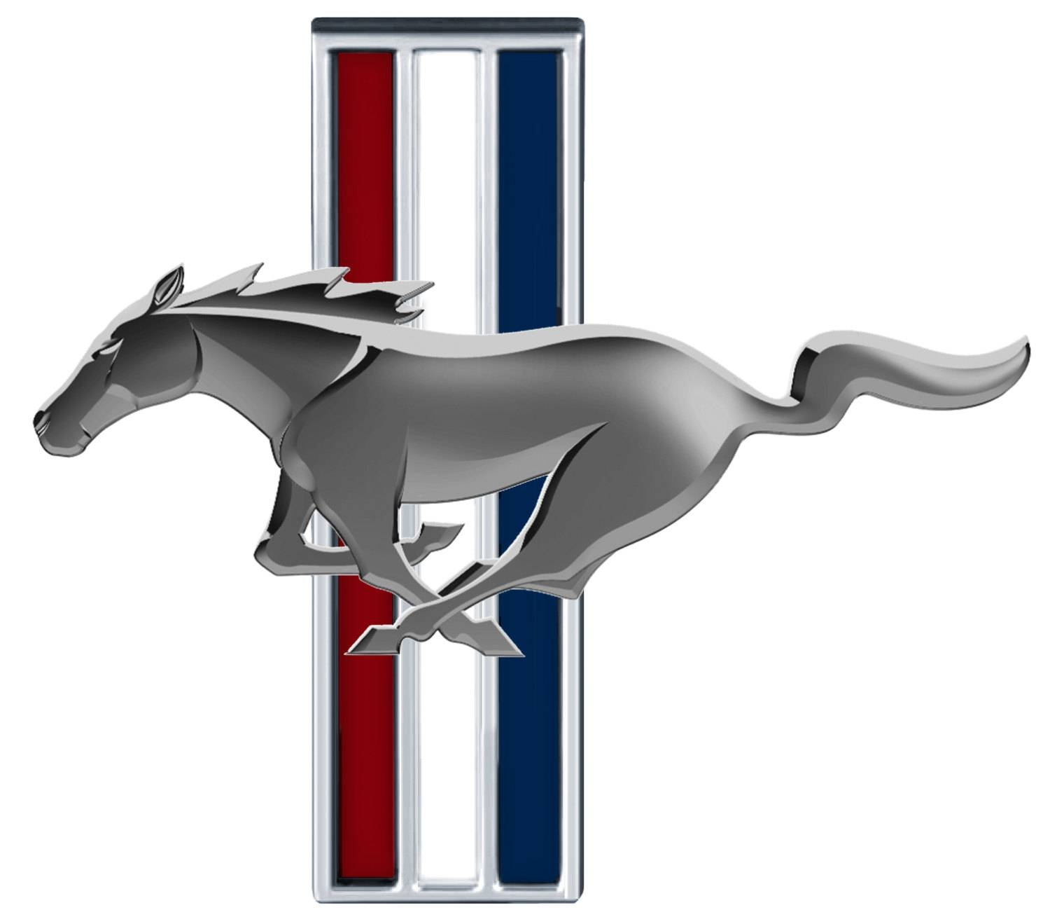 Ford Mustang Logo | Free Download Clip Art | Free Clip Art | On Throughout Latest Ford Mustang Metal Wall Art (View 7 of 20)