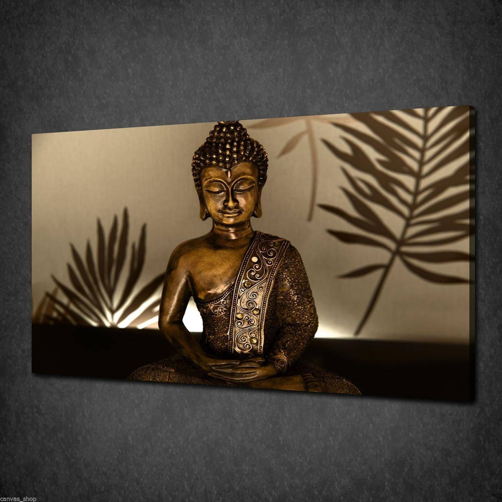 Featured Photo of Buddha Metal Wall Art