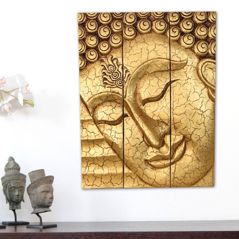 Explore Gallery of Buddha Metal Wall Art (Showing 15 of 20 Photos)
