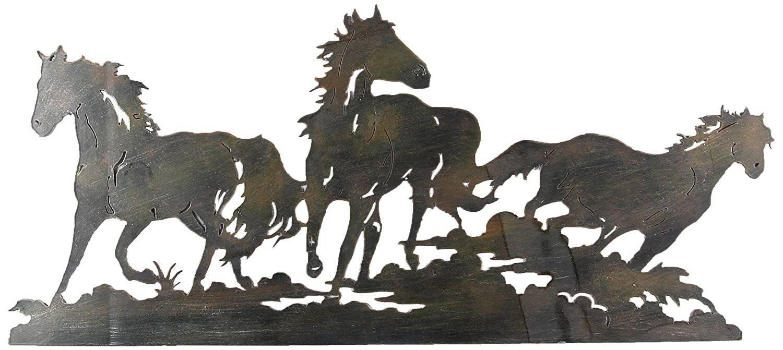 Horse Wall Art | Best Wall Art 2018 Regarding 2017 Horse Metal Wall Art (View 6 of 20)